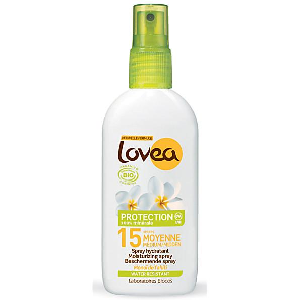 Lovea Bio Sunspray SPF15