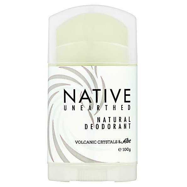 Native Unearthed Crystal Deodorant met Aloë Vera - 100g