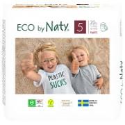 Naty Pull Up Pants: Maat 5 Junior (12-18 kg) 20 stuks