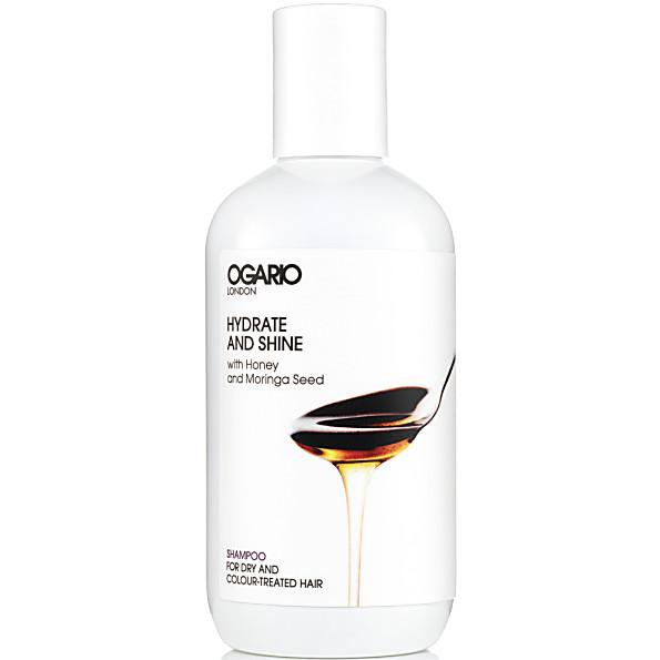 Ogario London Hydrate and Shine Shampoo gekleurd en droog haar