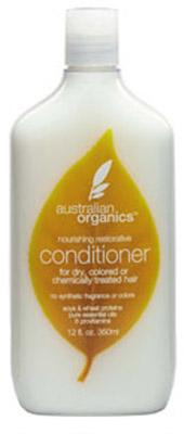 Australian Organics Conditioner alle haartypes Gekleurd/Geperman...