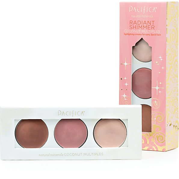Pacifica Radiant Shimmer Coconut Multiples
