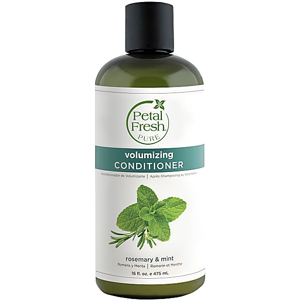 Petal Fresh Rosemary & Mint Conditioner versterkt haar