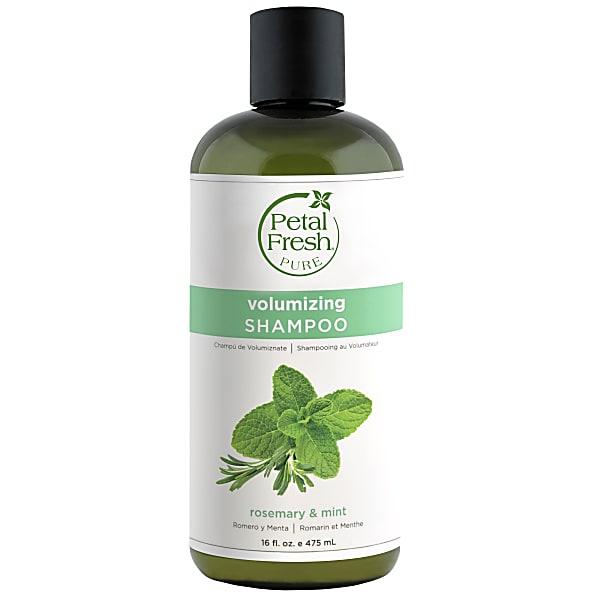 Petal Fresh Rosemary & Mint Shampoo versterkt haar