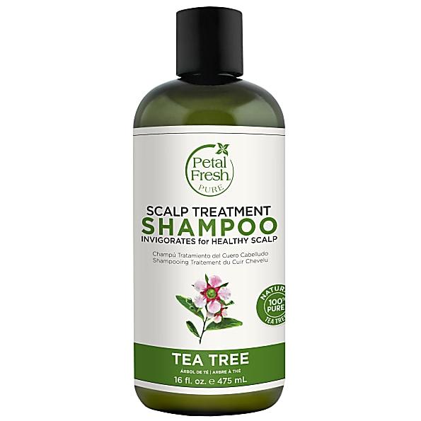 Petal Fresh Tea Tree Shampoo beschadigd haar