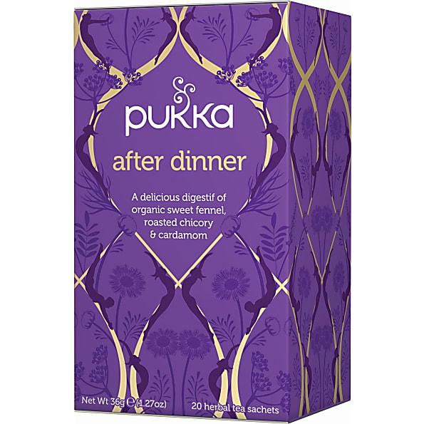 Pukka After Dinner Thee 20 zakjes