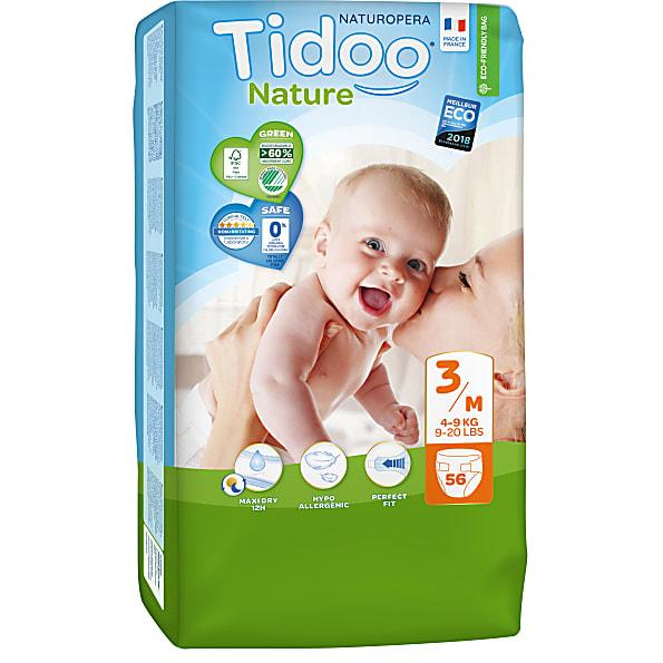 Tidoo Luiers Dag en Nacht Maat 3 - Midi 4-9kg