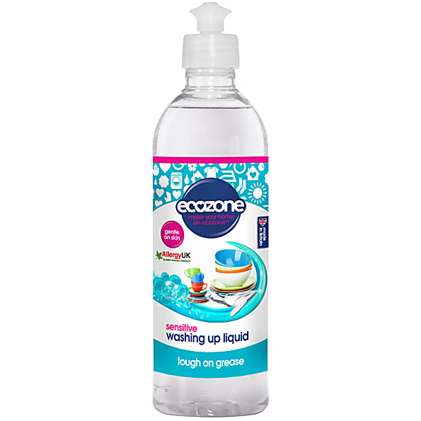 Ecozone Afwasmiddel Sensitive