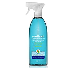 Method badkamerspray