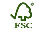 Forest Stewardship Council (FSC) Gecertificeerd
