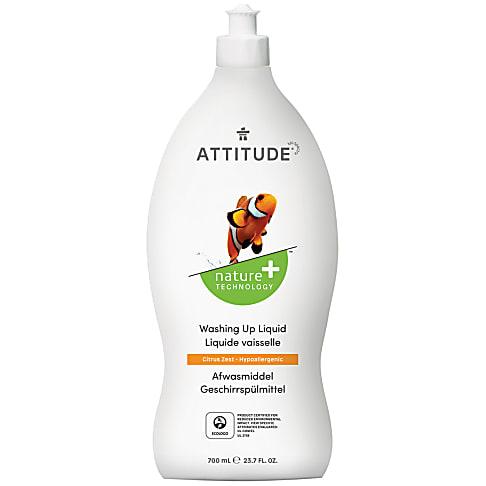 Attitude Vloeibaar Afwasmiddel - Zeste van Citrus