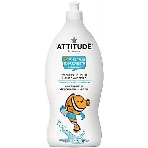 Attitude Vloeibaar Afwasmiddel Baby - Parfumvrij