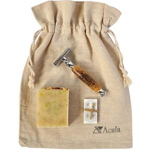 Acala Zero Waste Essentials Gift Bag