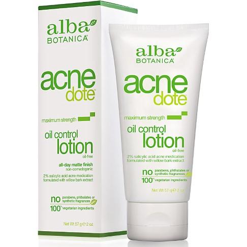 Alba Botanica Acnedote Oil Control Lotion