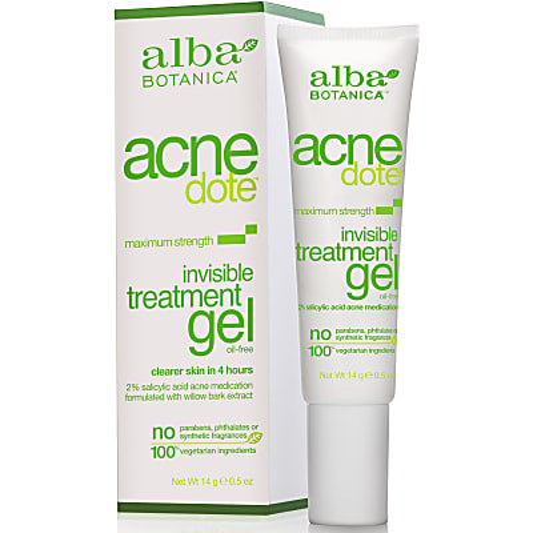 Alba Botanica Acnedote Invisible Treatment Gel