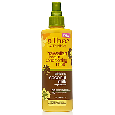 Alba Botanica Hawaiian Drink it up Coconut Leave-in Conditioner Mist