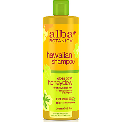 Alba Botanica Hawaiian Honeydew Shampoo (voedend)