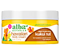 Alba Botanica Hawaiian Kukui Nut Body Cream