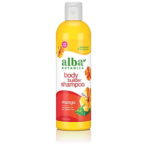Alba Botanica Hawaiian Mango Shampoo (volume)