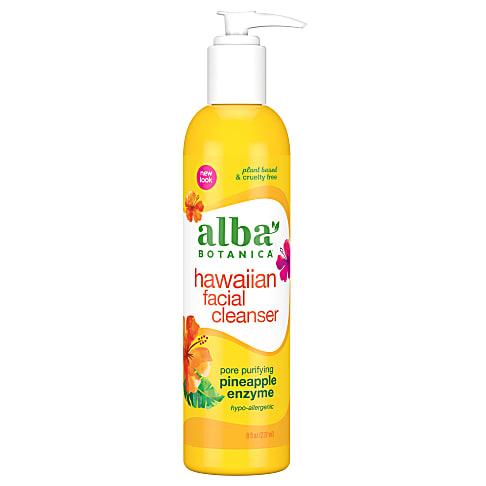 Alba Botanica Hawaiian Pineapple Enzyme Facial Cleanser