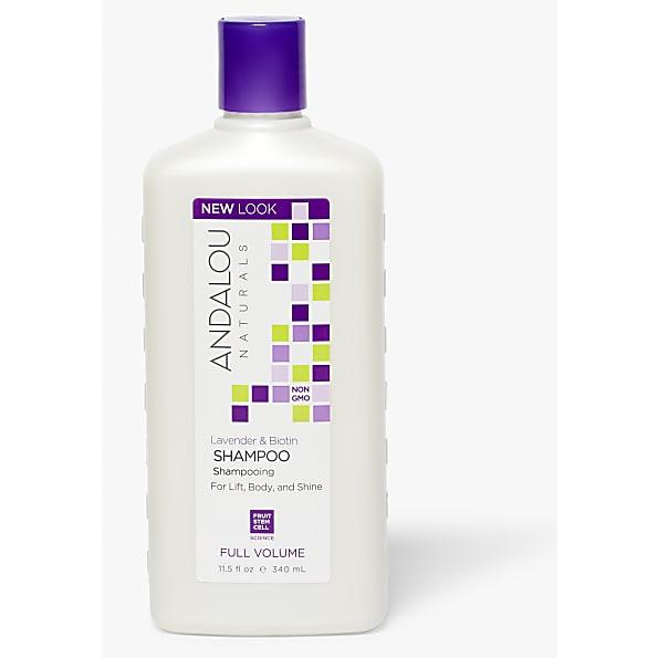 Andalou Lavendel & Biotine Full Volume Shampoo