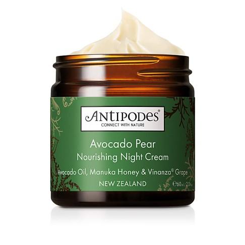 Antipodes Avocado Pear Voedende Nachtcrème (anti-aging)
