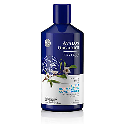 Avalon Organics Tea Tree Mint Therapy Scalp Normalising Conditioner