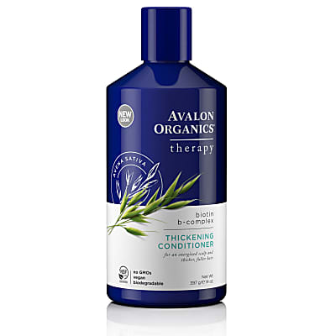 Avalon Organics Biotin B-Complex Therapy Thickening Conditioner
