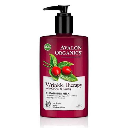 Avalon Organics CoQ10 Reinigingsmelk Gezicht