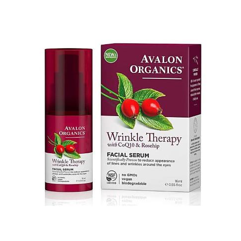 Avalon Organics CoQ10 Defence Anti-Rimpel Serum