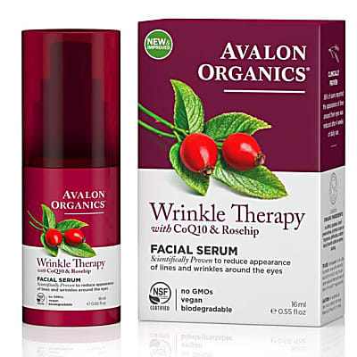 Avalon Organics CoQ10 Defence Anti-Rimpel Serum
