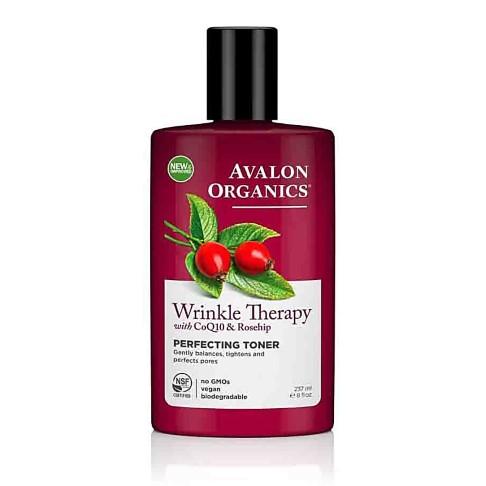 Avalon Organics CoQ10 Perfecting Toner Gezicht