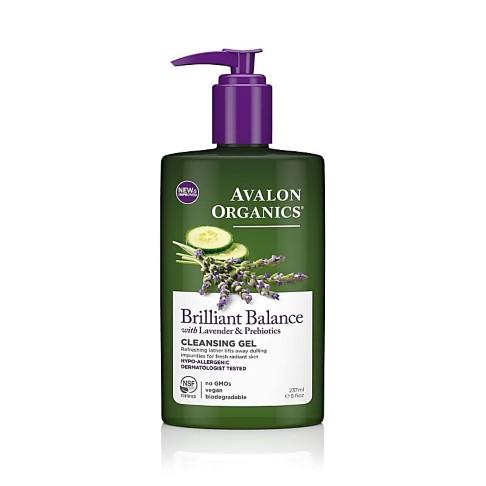 Avalon Organics Lavendel Reinigingsgel Gezicht