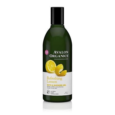 Avalon Organics Bad en Douchegel - Citroen (verfrissend)