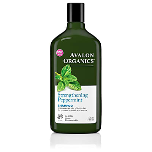 Avalon Organics Pepermunt Shampoo (alle haartypes)