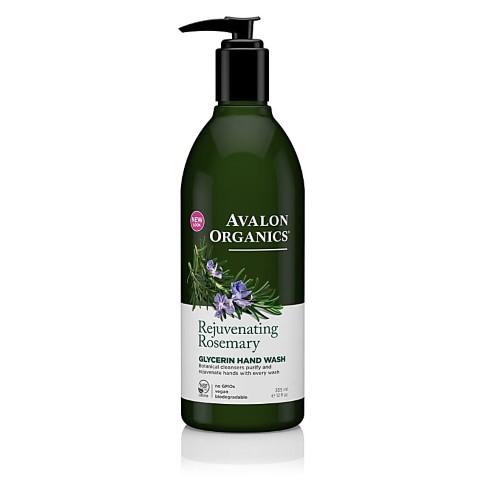 Avalon Organics Handzeep - Rozemarijn (verjongend)