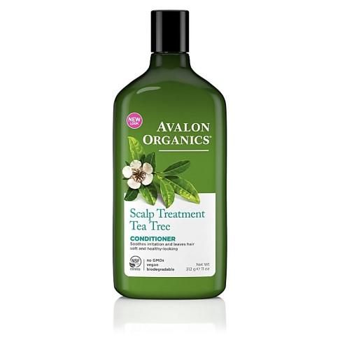 Avalon Organics Tea Tree Scalp Treatment Conditioner (irritatie)