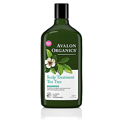 Avalon Organics Tea Tree Scalp Treatment Shampoo (irritatie)