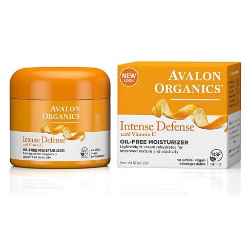 Avalon Organics Vitamine C verjongende olie-vrije moisturizer