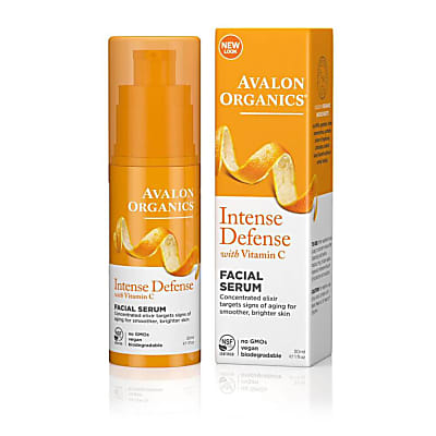 Avalon Organics Vitamine C Vitality Serum Gezicht