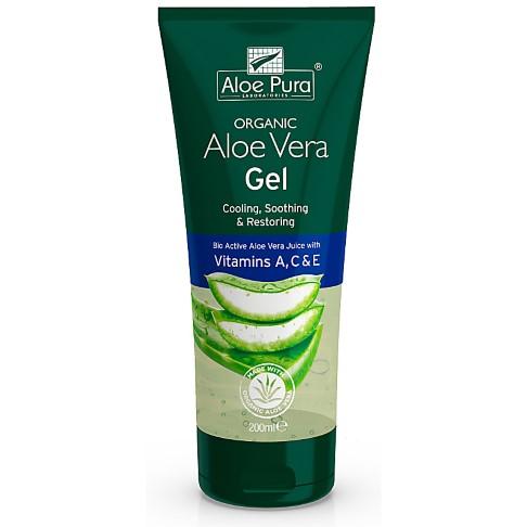 Aloe Pura Aloe Vera Gel met Vitamine A, C & E