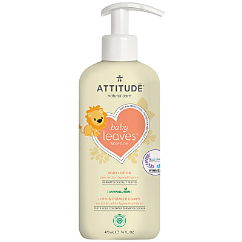 Attitude Baby Leaves Natuurlijke Bodylotion - Peer Nectar