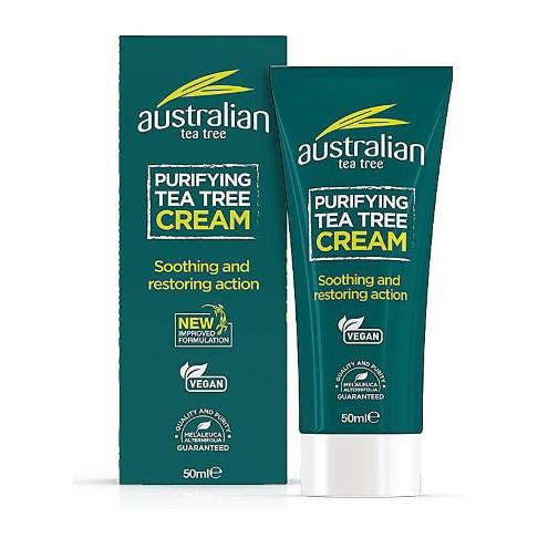 Australian Tea Tree Organic Antiseptische Crème
