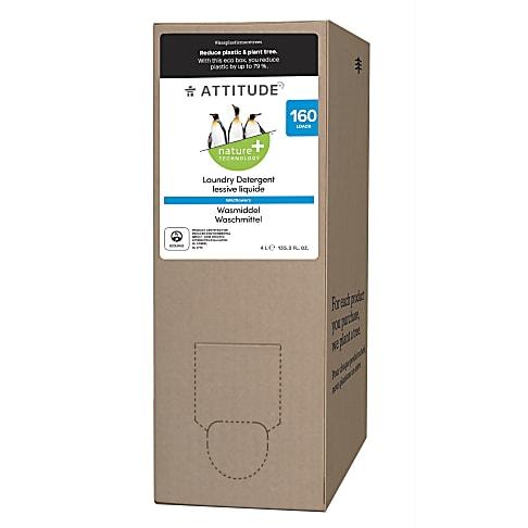 Attitude Vloeibaar Wasmiddel Wildflowers (160 wasbeurten)