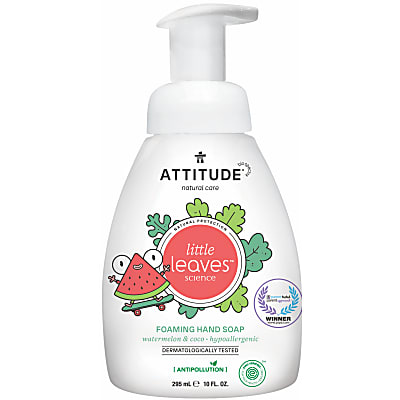 Attitude Little Leaves Foaming Handzeep - Watermeloen & Kokosnoot