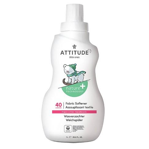 Attitude Little Ones Baby Wasverzachter - Parfumvrij (40 wasbeurten)