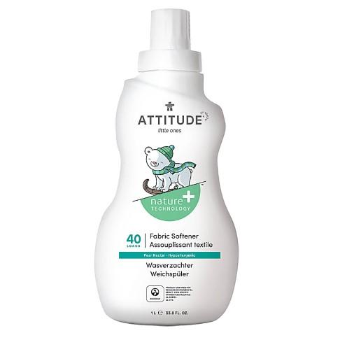 Attitude Little Ones Baby Wasverzachter - Peer Nectar (40 wasbeurten)