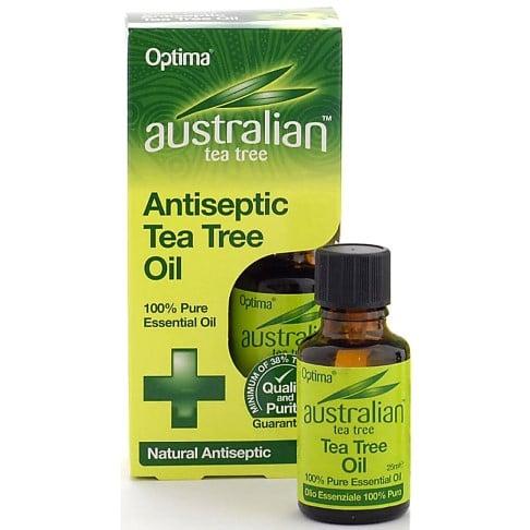 Australian Tea Tree 100% Essentiële Olie (25ml)