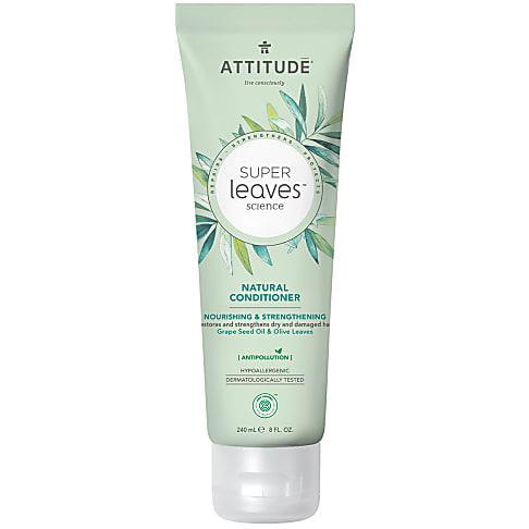 Attitude Super Leaves Conditioner - Nourishing & Strengthening (droog haar)