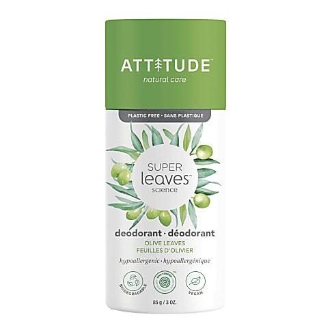 Attitude Super Leaves Deodorant - Olive
